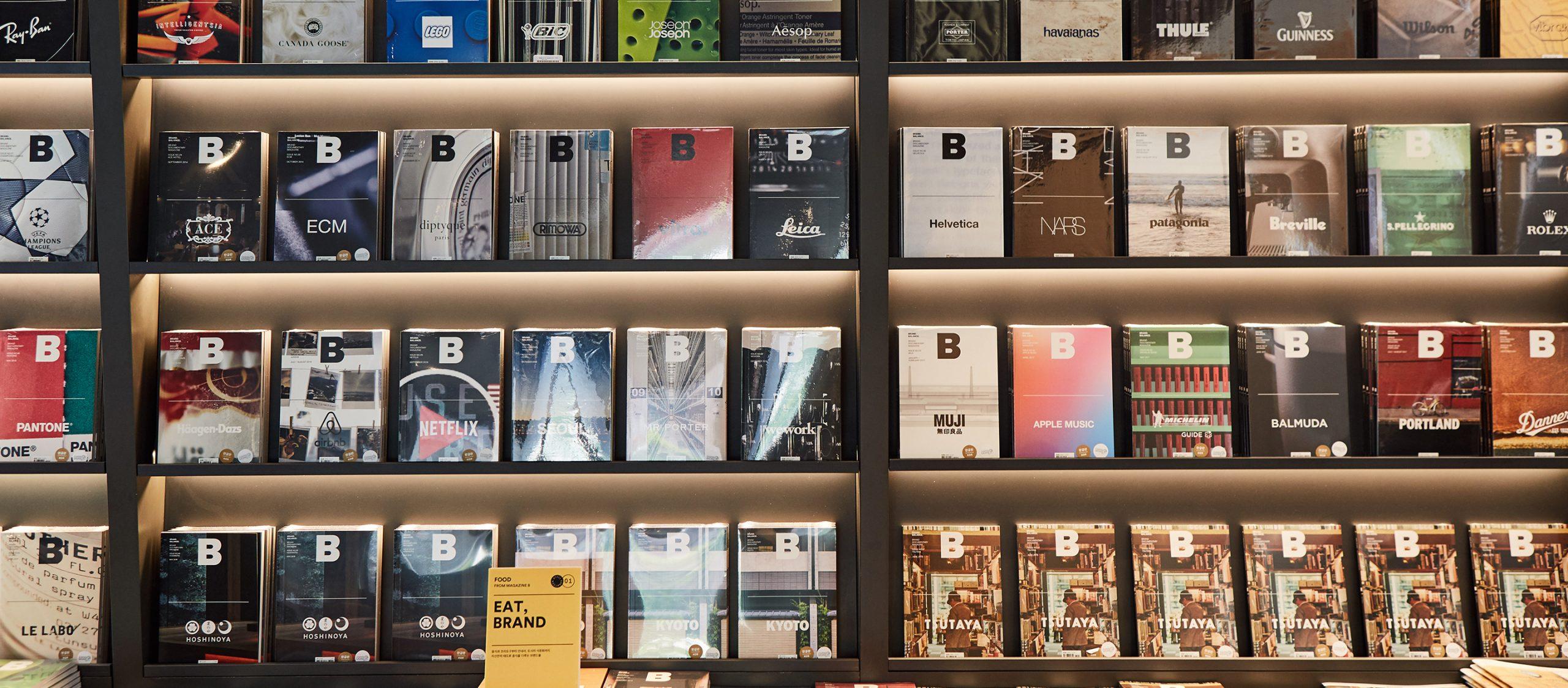 คุยกับ บ.ก.แห่ง Magazine B นิตยสารสัญชาติเกาหลีที่เล่าเรื่อง 'แบรนด์' เชิงลึกและสนุกเป็นที่สุด