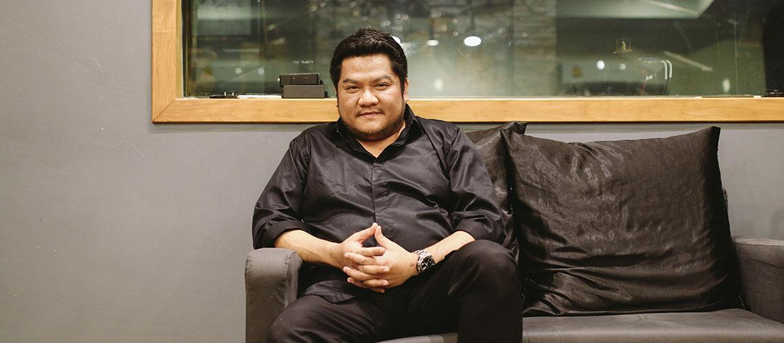 เสียงของ เบน ชลาทิศ ในฐานะทูต UNAIDS คนแรกของเมืองไทย