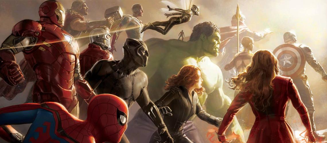 เฉลิมพล วัฒนวงศ์ตระกูล แอนิเมเตอร์ไทยผู้มีส่วนร่วมกับ 7 ช็อตใน Avengers : Infinity War