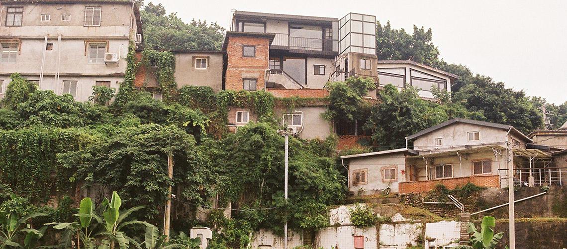 Treasure Hill Artist Village : หมู่บ้านศิลปินบนเนินเขา