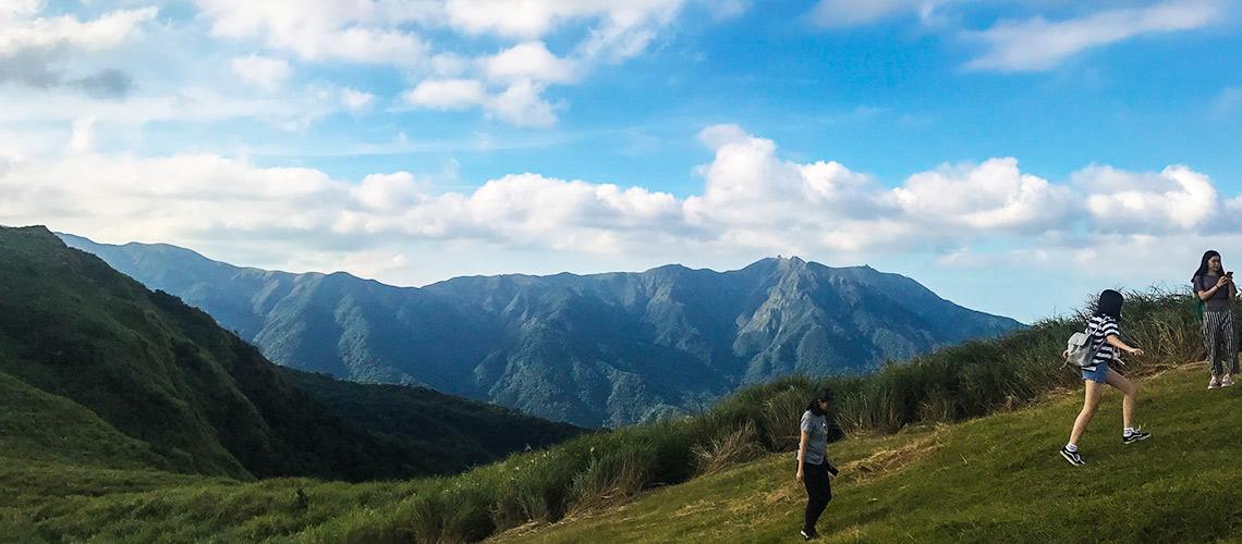 วิ่งเทรลมันๆ กลางป่าเขาแบบไม่มีหลง ที่อุทยานแห่งชาติหยางหมิงซาน ไทเป