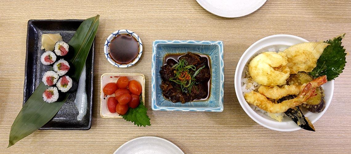 Kensaku : ร้านอาหารญี่ปุ่นตามฤดูกาลแห่งเดียวในไทย ที่ใช้ซอสย่างปลาไหลเคี่ยวนาน 5 ปี