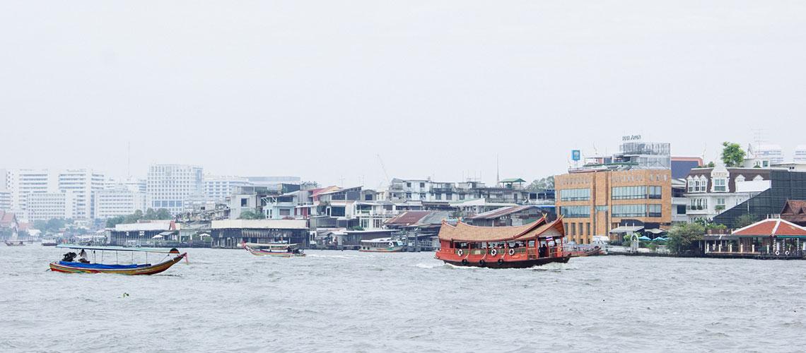 10 เหตุผลที่ทางเลียบแม่น้ำเจ้าพระยาจะทำลายระบบการเดินเรือในแม่น้ำ