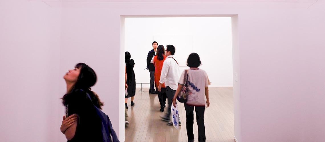 ตามไปดูเทศกาลศิลปะที่เมืองท่าแสนพิเศษ Yokohama Triennale 2017