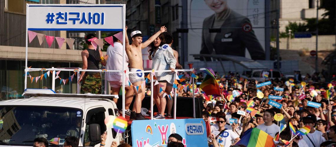 ทำไมคนเกาหลีใต้ส่วนใหญ่ถึงยังไม่ยอมรับเกย์