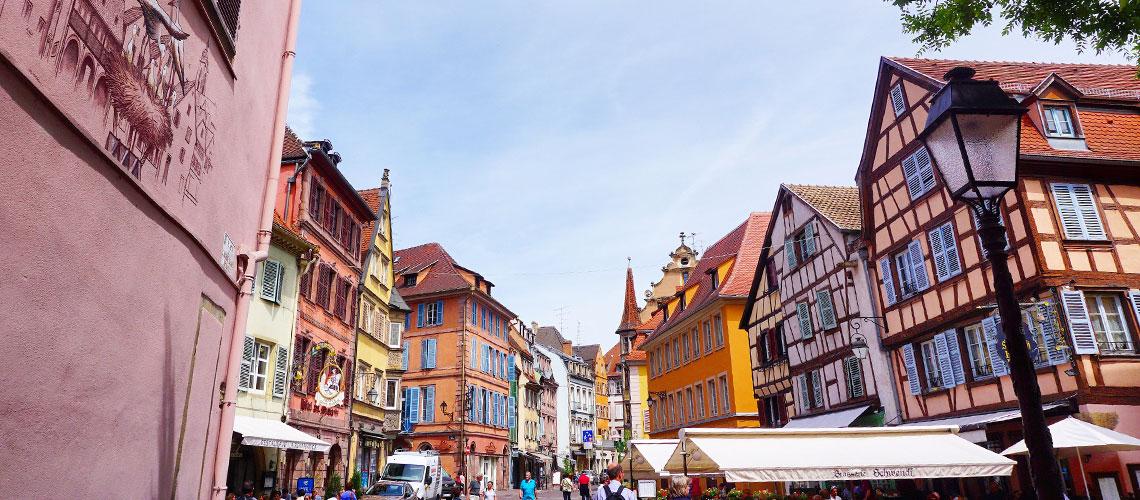 Colmar : เมืองเวนิสน้อยแห่งฝรั่งเศส