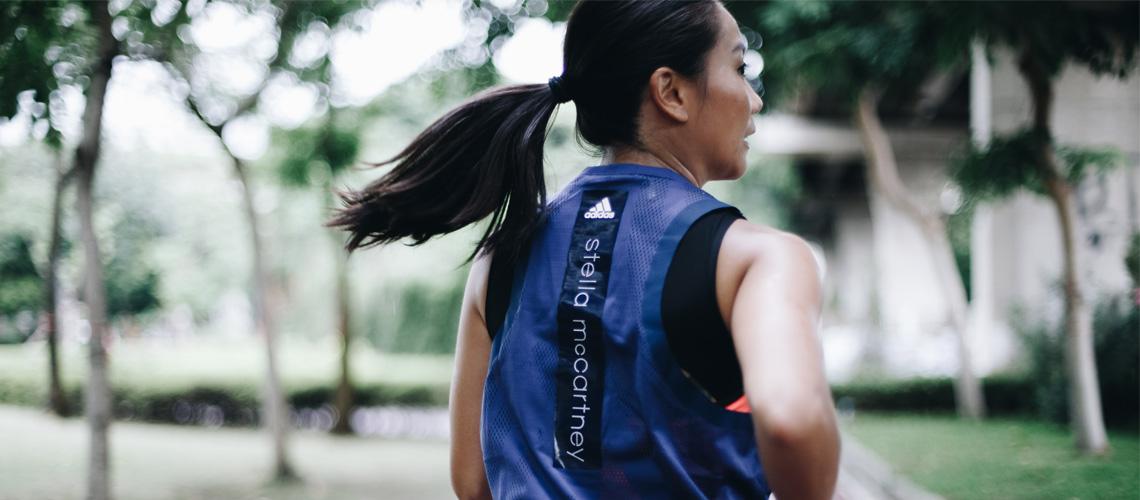 การวิ่งที่เปลี่ยนให้ใจดุจดาวแข็งแกร่งกว่าที่เคย