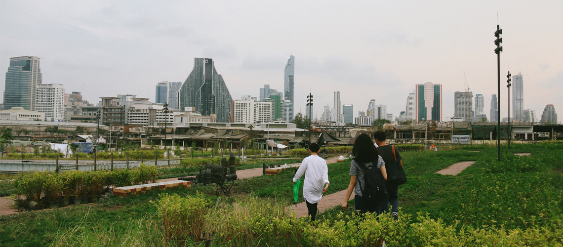 อุทยานจุฬาฯ 100 ปี : สวนสาธารณะยุคใหม่ที่ตั้งใจตอบโจทย์กรุงเทพฯ ในอีก 100 ปี