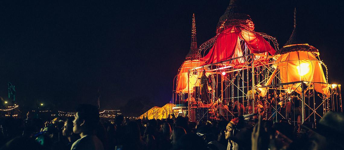 Wonderfruit Festival : ดินแดนจำลองที่อยากทดลองทำให้เป็นจริง