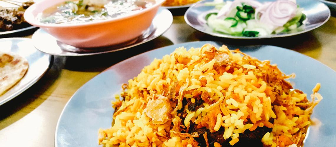 Muslim Restaurant : ร้านอาหารมุสลิมบนถนนสายแรกของไทย ที่ใช้ความเคารพนับถือเป็นหัวใจในการปรุง