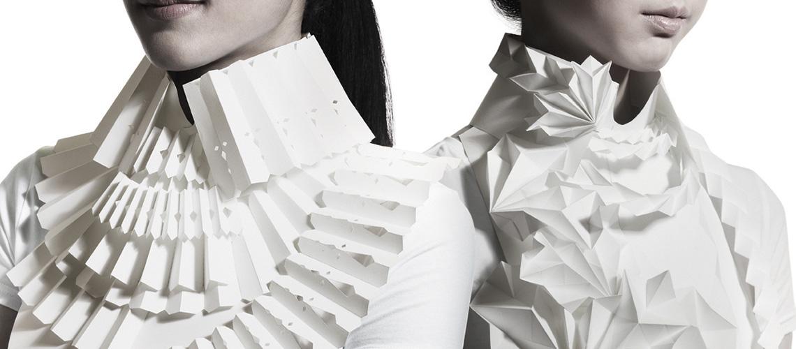 งานตัดกระดาษชิ้นน้อยนิดแต่รายละเอียดมหาศาลของ วรรณประภา ตุงคะสมิต