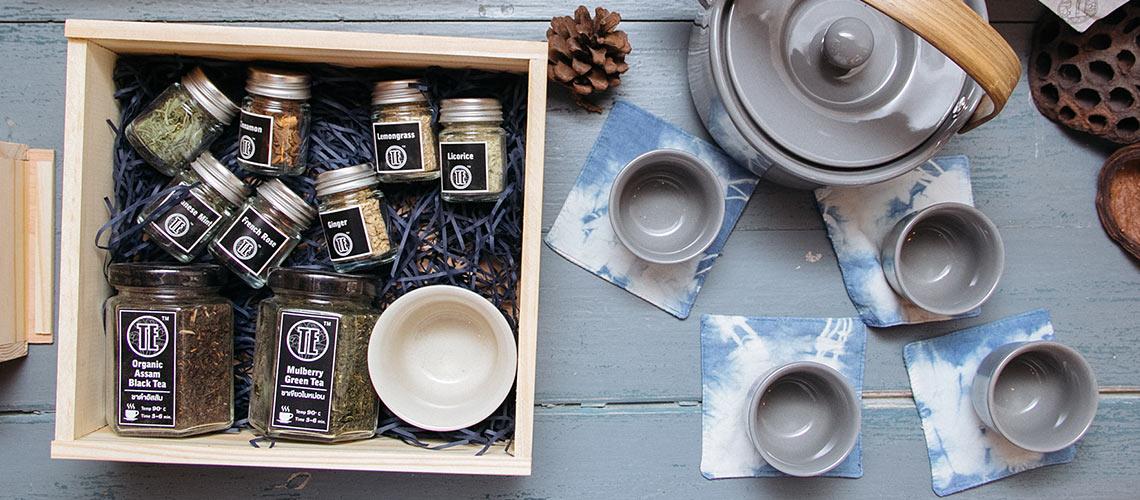 TE : ชาแสนอร่อยที่อยากช่วยให้ทุกวันของเราเป็นวันแห่งความสุขภาพดี