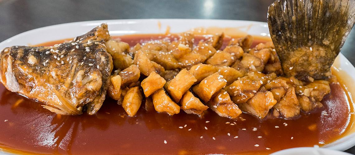อยู่เพื่อกิน : อาหารจากมณฑลในประเทศจีน