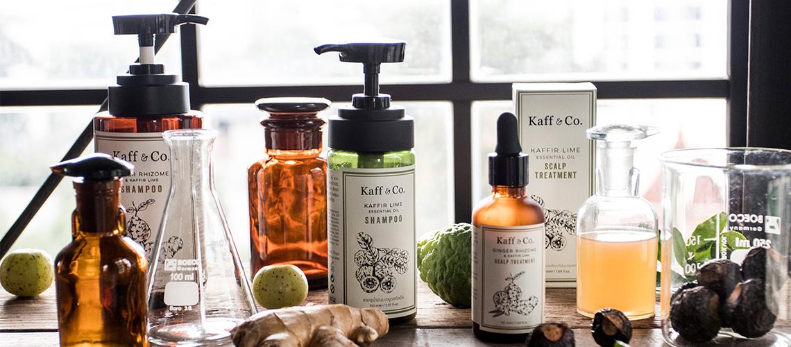 Kaff & Co. : การพลิกโฉมแชมพูสมุนไพรด้วยฝีมือคู่รักที่เชื่อในความ 'พอดี'