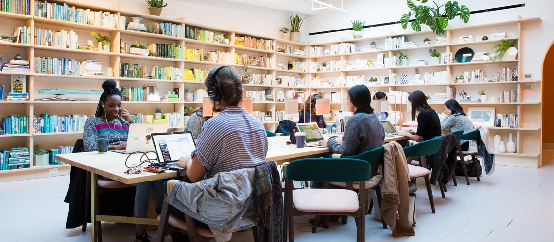 Women-Only Co-Working Space ที่ทำงานของผู้หญิง โดยผู้หญิง และเพื่อผู้หญิง
