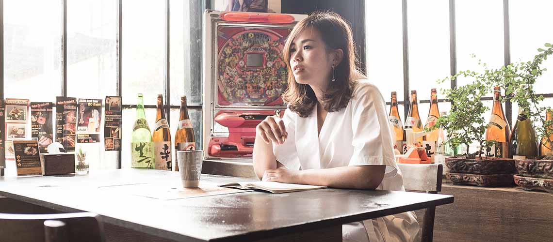 ณิชมน หิรัญพฤกษ์ : นักเขียนสาวแสนร่าเริงเจ้าของคอลัมน์ญี่ปุ่นสุดสนุก made in japan