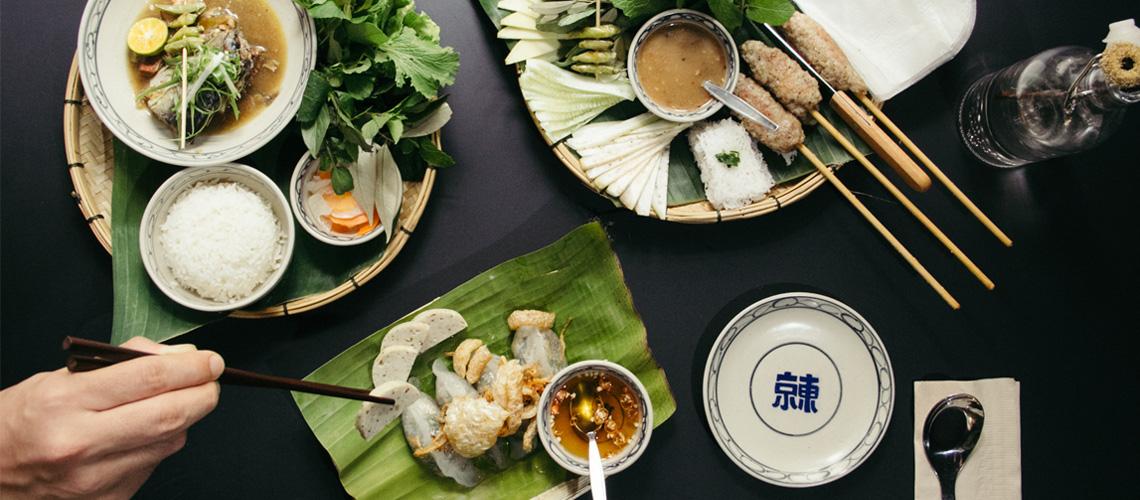 Tonkin – Annam : ร้านอาหารเวียดนามของ กาย ไล มิตรวิจารณ์ ที่อยากให้เรากินดีและเข้าใจสิ่งที่เรากิน