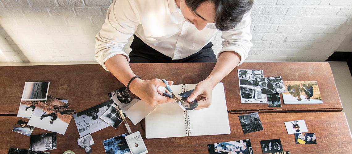 นัท-ณัฏฐ์ กิจจริต : พระเอกโฆษณามากความสามารถกับสมุดบันทึกถึงตัวเขาในอนาคต