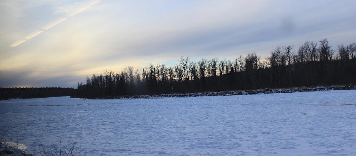 Alaska Railroad : นั่งรถไฟสายฤดูหนาวไปอะแลสกา