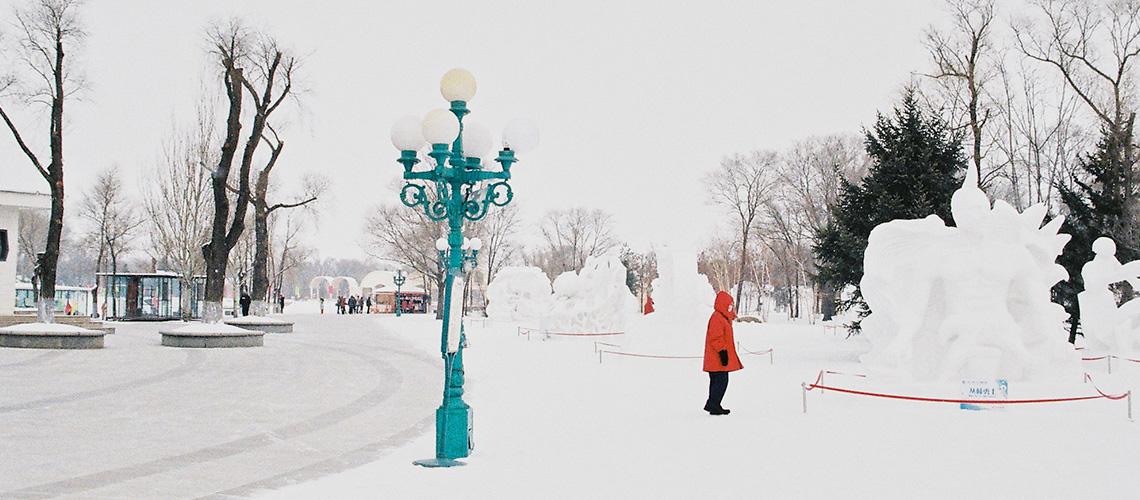 International Snow Sculpture Art Expo: เทศกาลแกะสลักหิมะสุดยิ่งใหญ่ของจีน