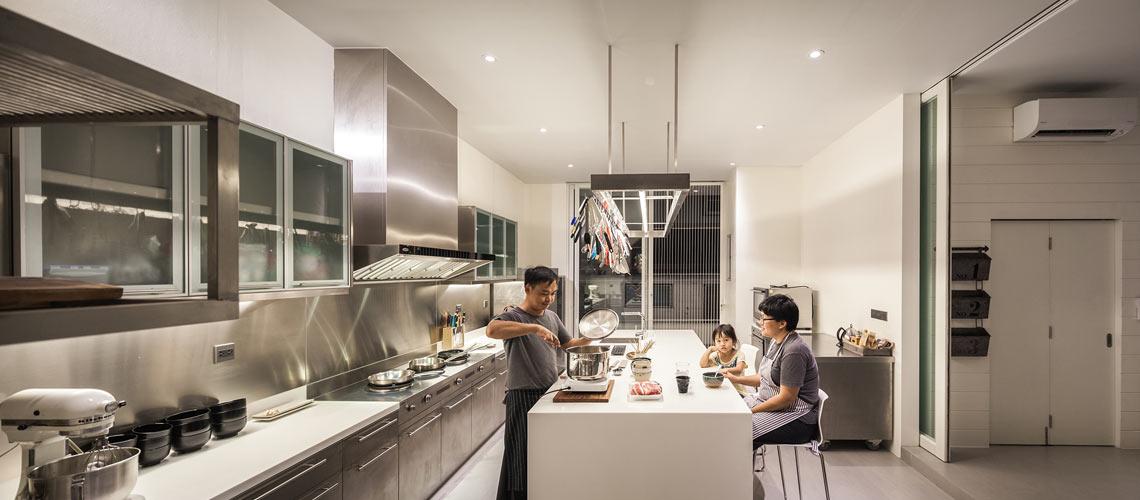 O-ART-IM House : บ้านและร้านอาหารแสนอบอุ่นของครอบครัวนักทำอาหาร