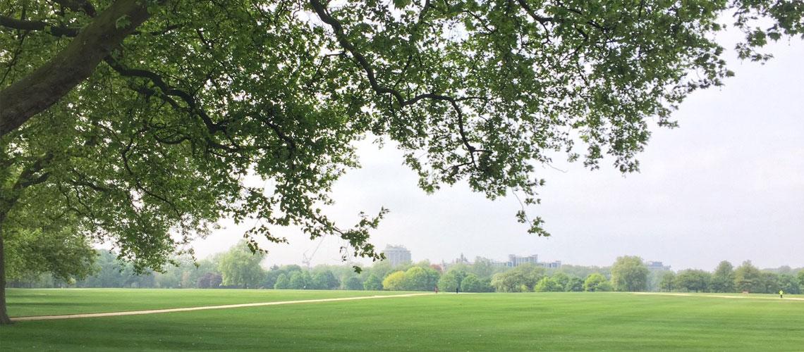 วิ่งแบบลอนดอนเนอร์ที่ Hyde Park สวนสาธารณะสุดสวยใจกลางกรุงลอนดอน