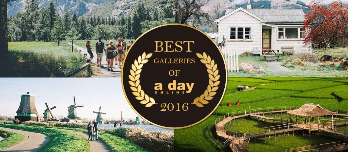 [Best of A DAY ONLINE] 5 เซ็ตภาพถ่ายพีกที่สุดจากคอลัมน์ point of view ของเว็บ a day ปี 2016