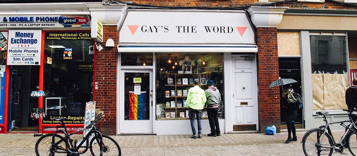 Gay's the Word Bookshop : ร้านหนังสือสีรุ้งที่อยากสร้างโลกที่ทุกคนเป็นคนธรรมดา