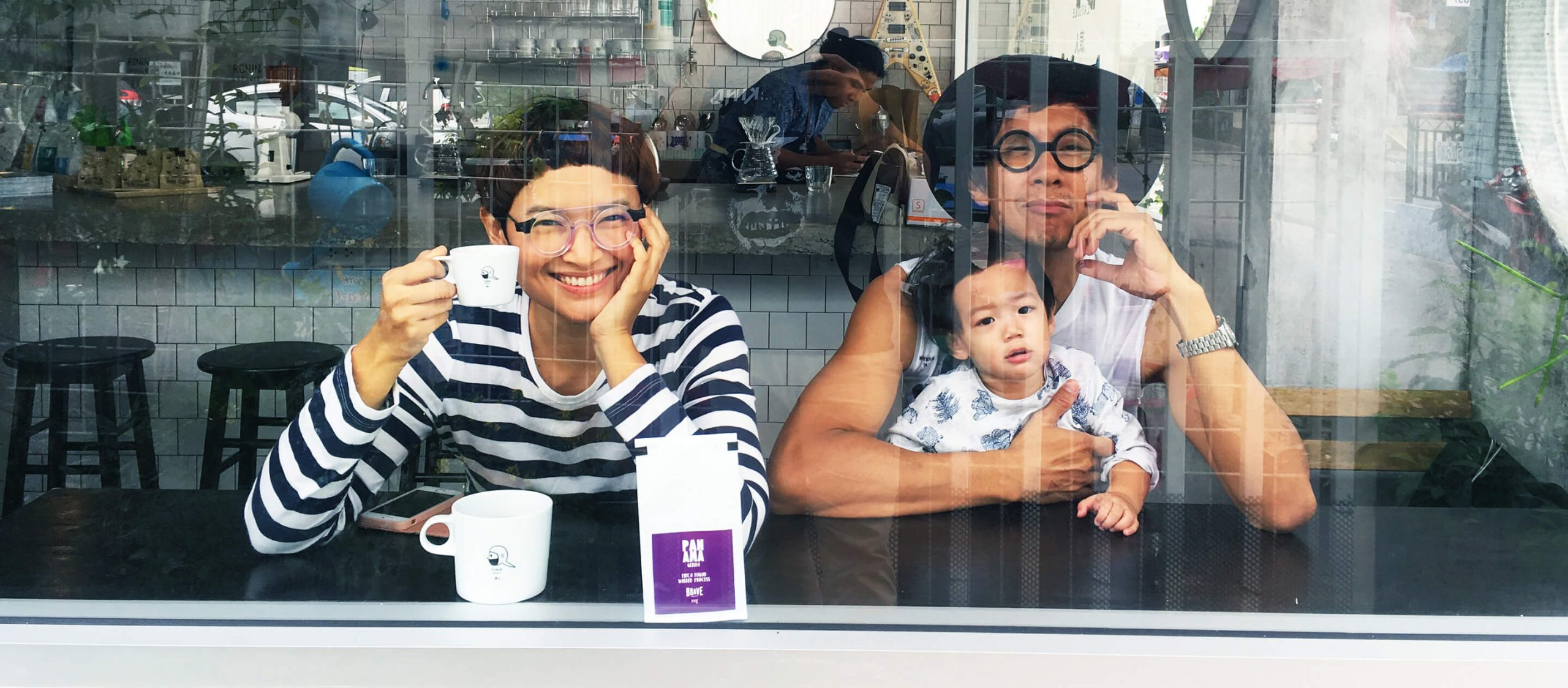 Ronin Capsule บ้านอบอุ่นของครอบครัวศิลปินที่รอให้ 'เพื่อน' มากินกาแฟด้วยกัน