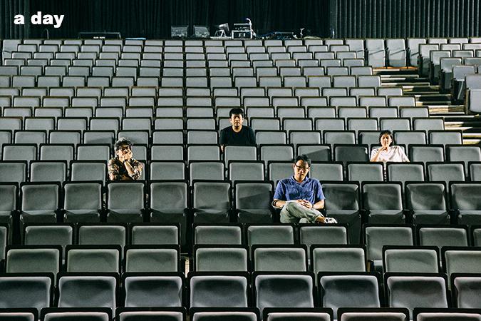 Siam Supernatural Tour, Fullfat theatre, Eyedropper Fill