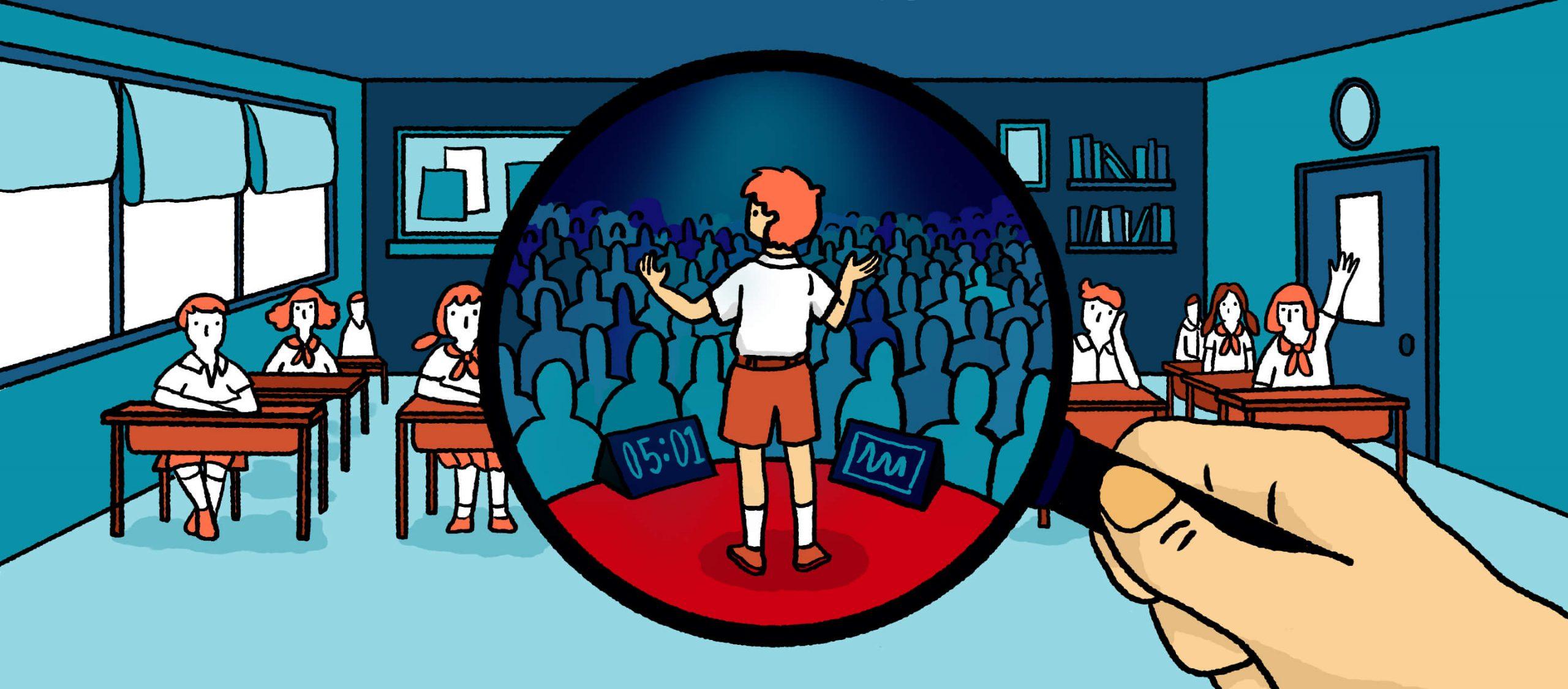 TED Club : เวทีที่ประกาศให้ประเทศรู้ว่าเด็กทุกคนมี 'เสียง' เป็นของตัวเอง