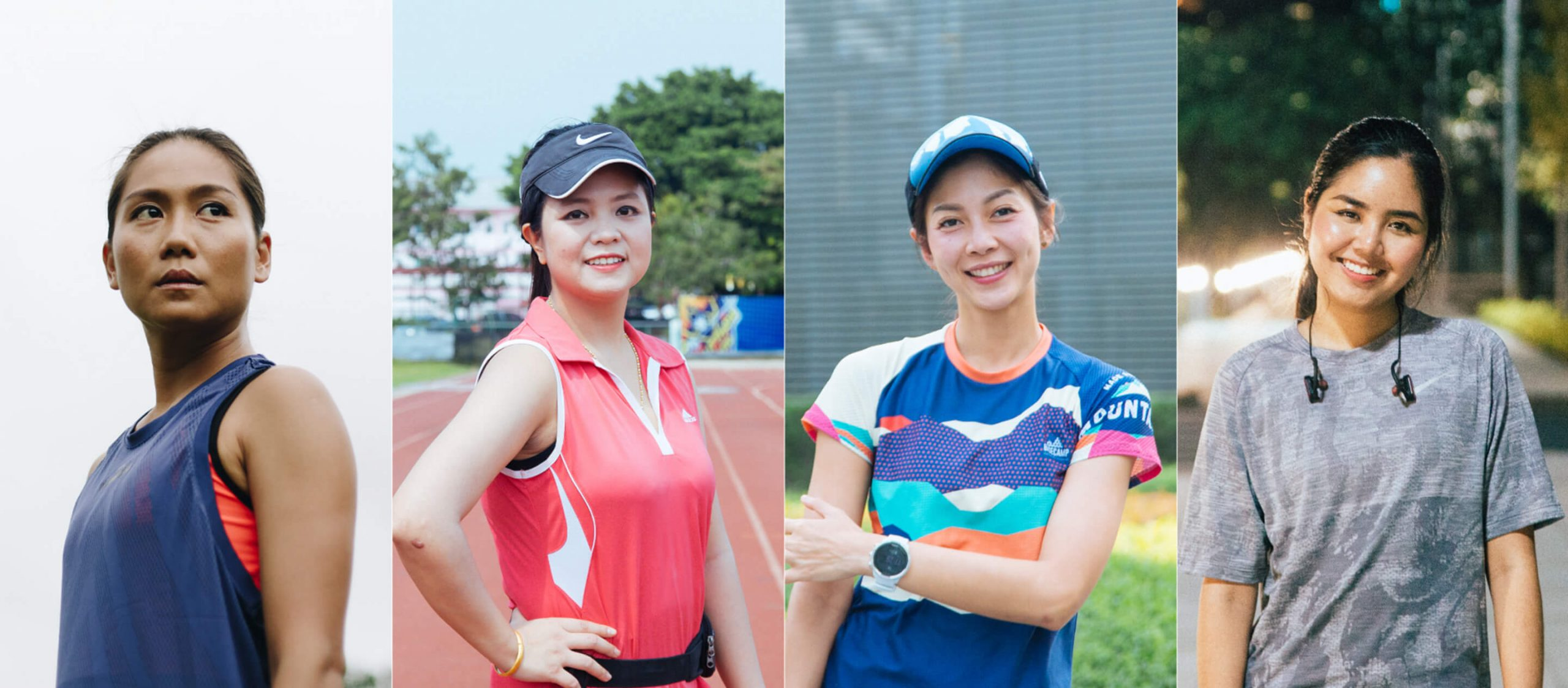 The Beauty of Running : ความงามและแรงบันดาลใจของผู้หญิงที่รักการวิ่ง