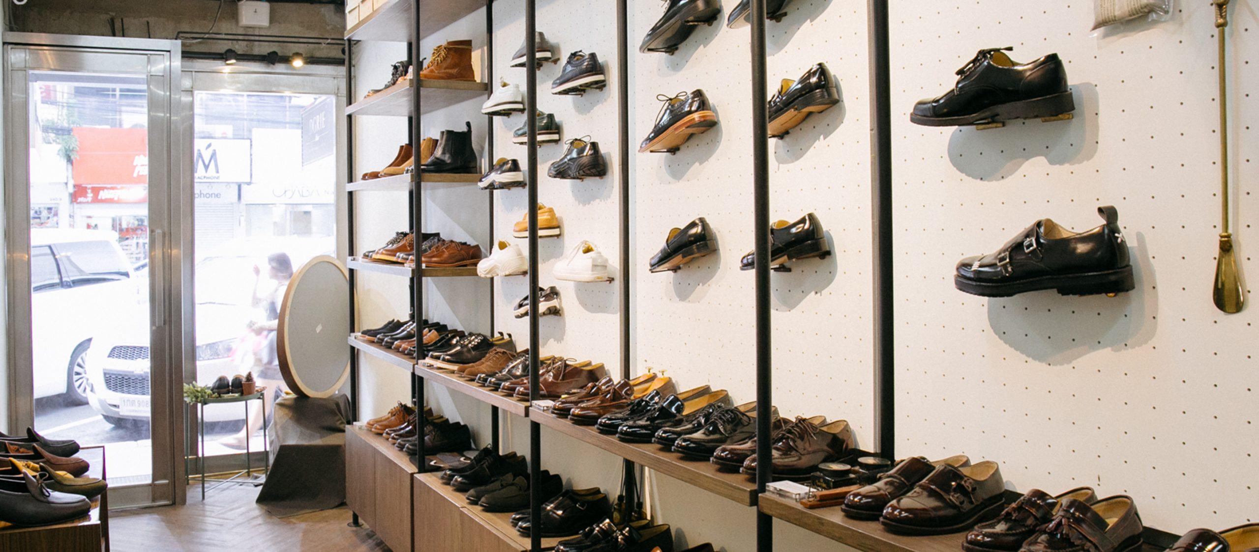 London Brown รองเท้าหนังคลาสสิกดีไซน์ร่วมสมัยที่จริงใจทุกรายละเอียด