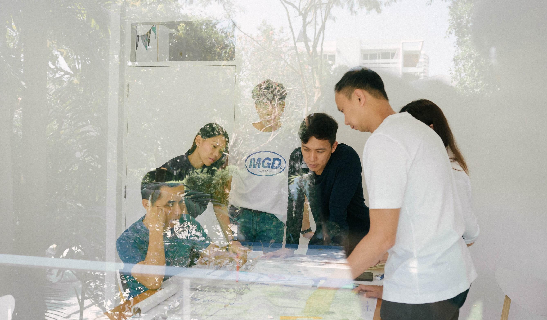ภูมิสถาปนิก landscape architect ฉมา ฉมาโซเอ็น Shma