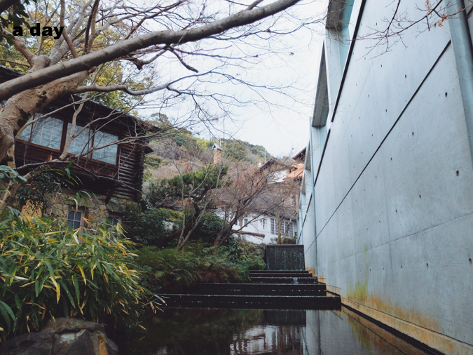 Claude Monet Tadao Ando Oyamazaki Villa Museum of Art