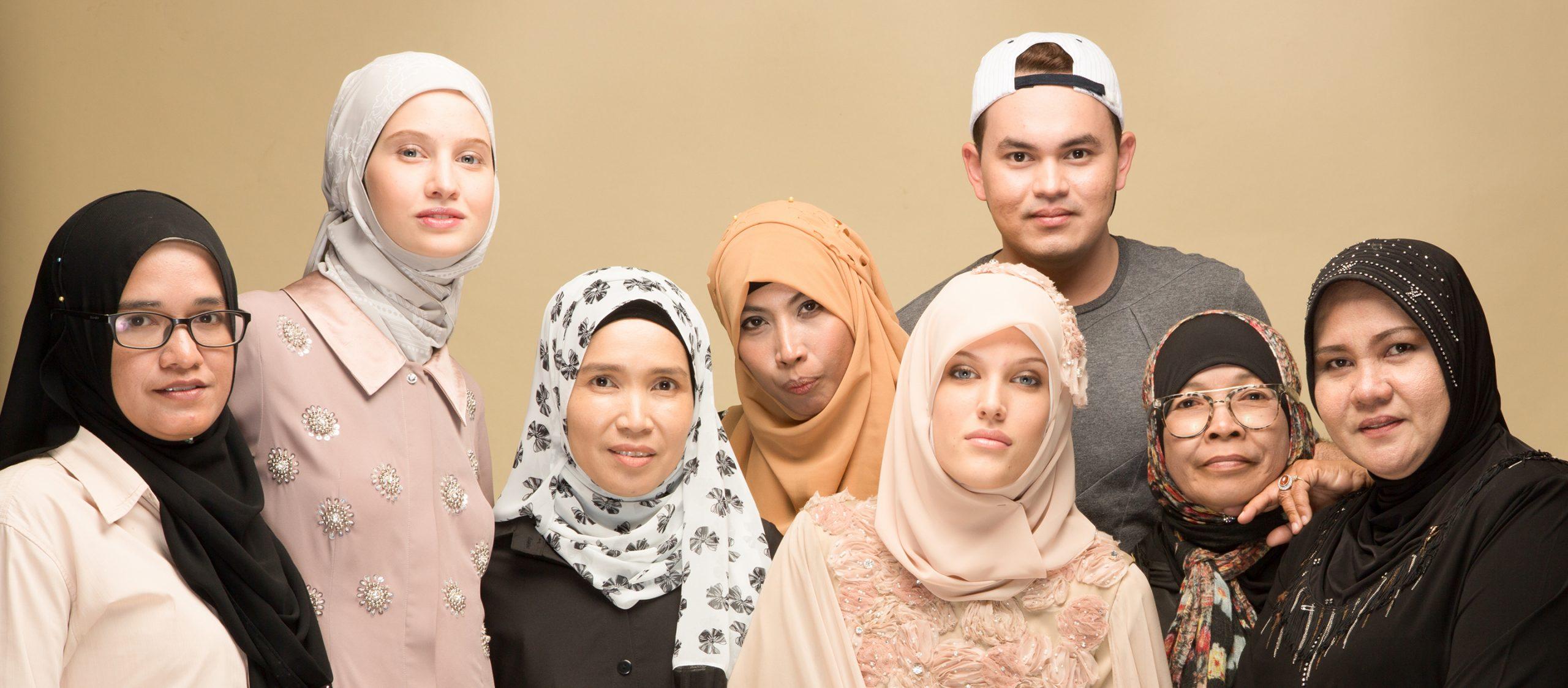 HEART CRAFT กลุ่มแฟชั่นมุสลิมที่เชื่อในความหลากหลายและเสรีภาพในการแสดงออก