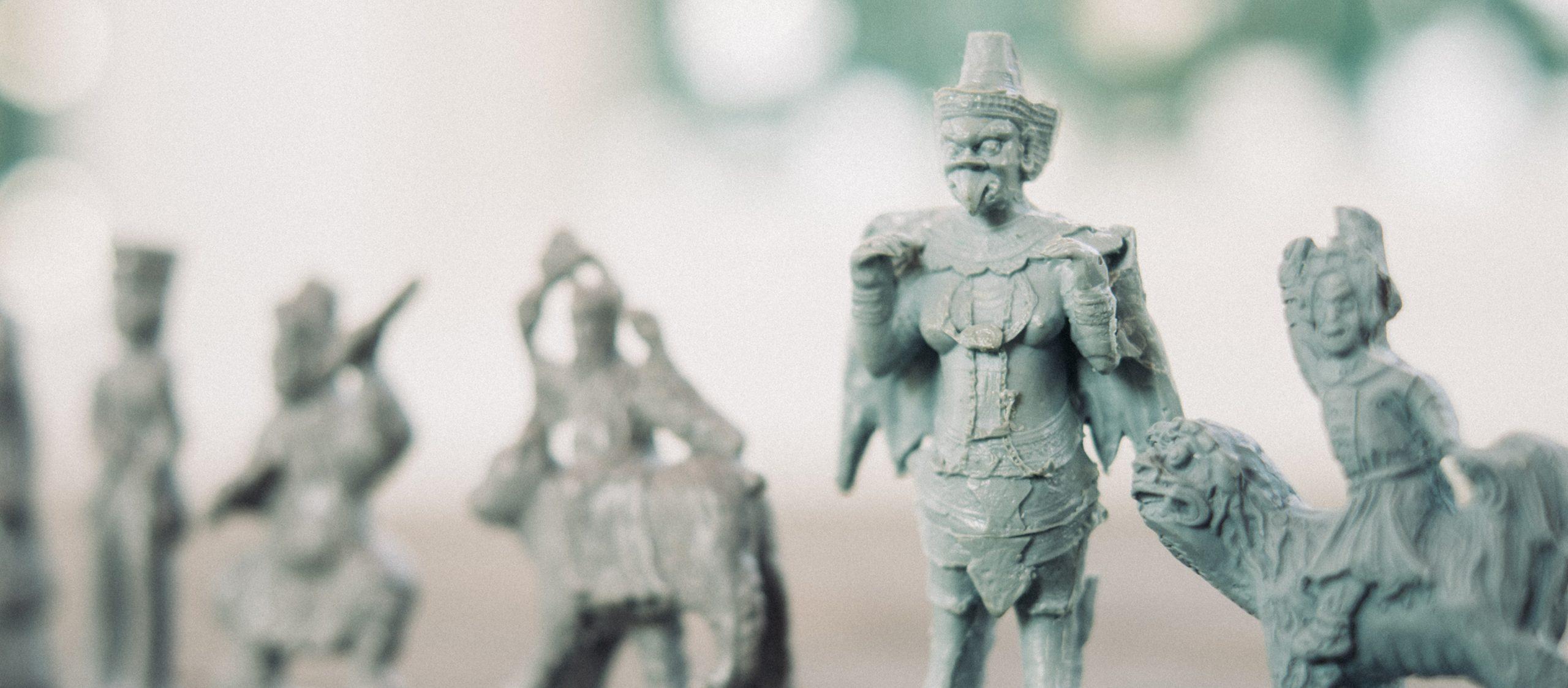 กาชาปองอับเฉา : ของเล่นที่ทำให้ประวัติศาสตร์ไม่ใช่เรื่องอับเฉาอีกต่อไป
