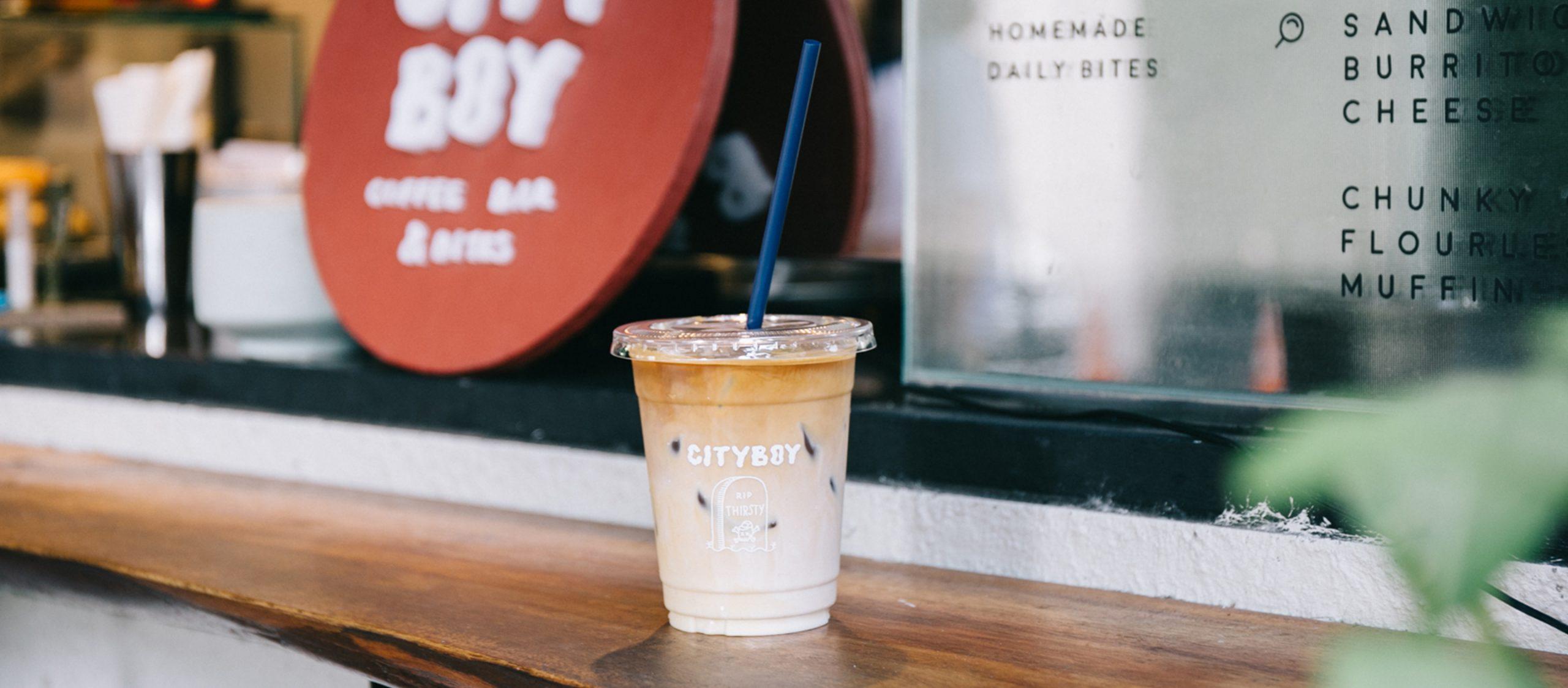 4 Coffee Stands คาเฟ่ขนาดกะทัดรัดที่กาแฟทุกแก้วแน่นไปด้วยคุณภาพ