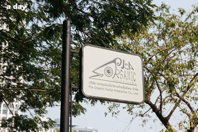 Pla Organic : ร้านขายปลาที่ยืนยันการมีอยู่จริงของการทำประมง
