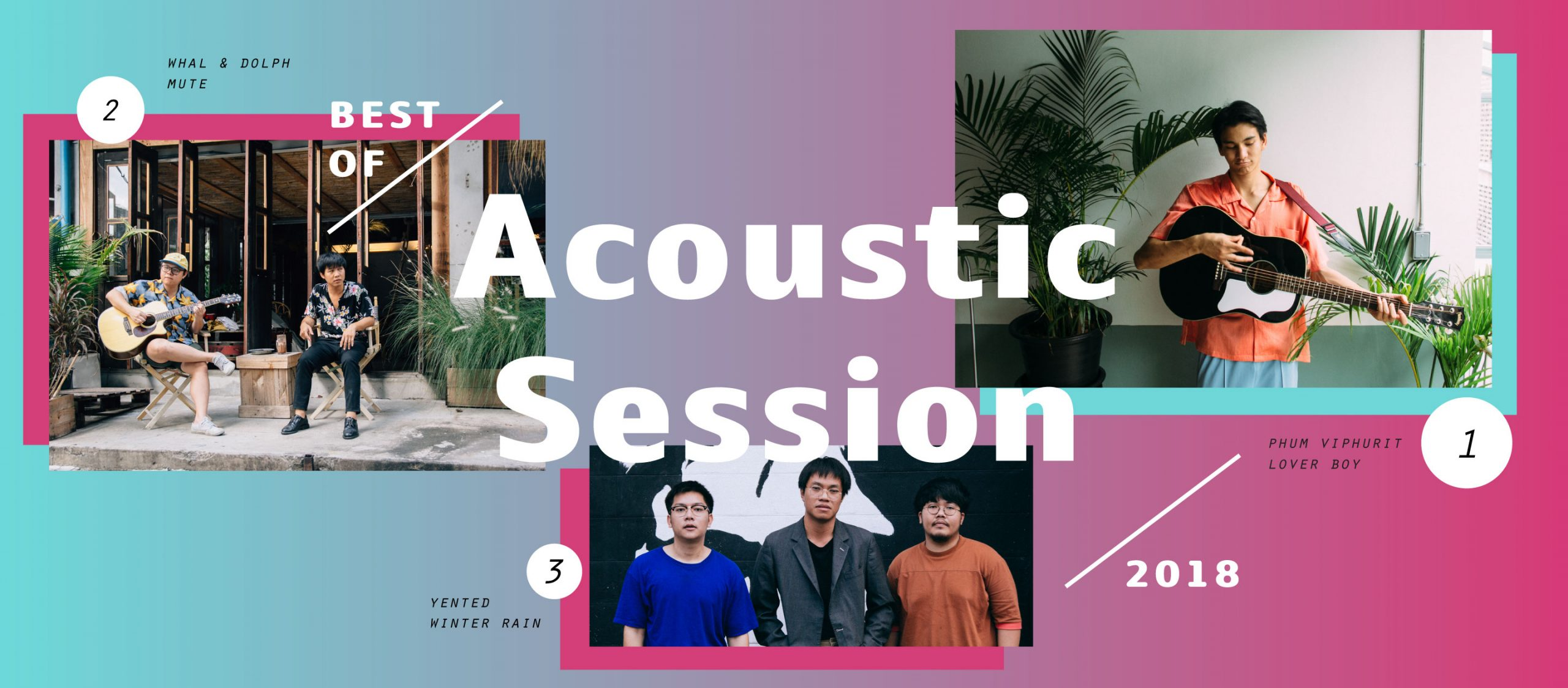 best of a day online : Acoustic Session