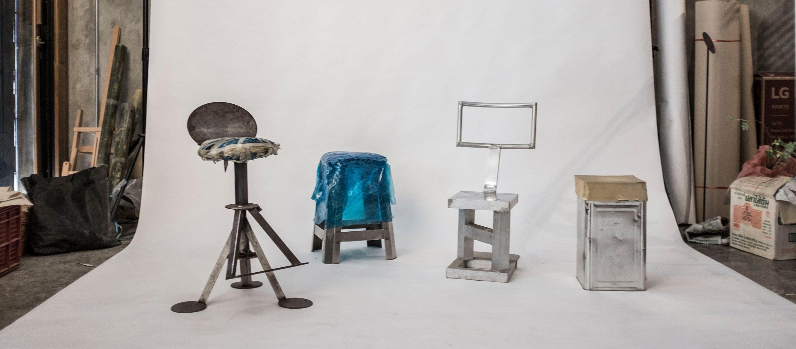 """""""belong"""" นิทรรศการเก้าอี้ที่โชว์ความเป็นนักออกแบบ ของคนที่ไม่เคยเรียกตัวเองว่านักออกแบบ"""
