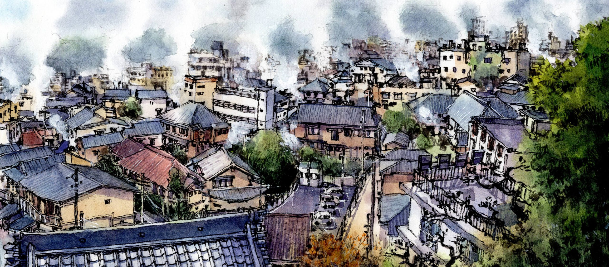 Eye on Beppu : เมืองมีคน คนมีดี ฟ้ามีไอ ใต้ดินมีน้ำพุร้อน เบื่อค่อยนอนฟังเสียงทะเล
