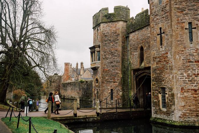 Wells England ประเทศอังกฤษ
