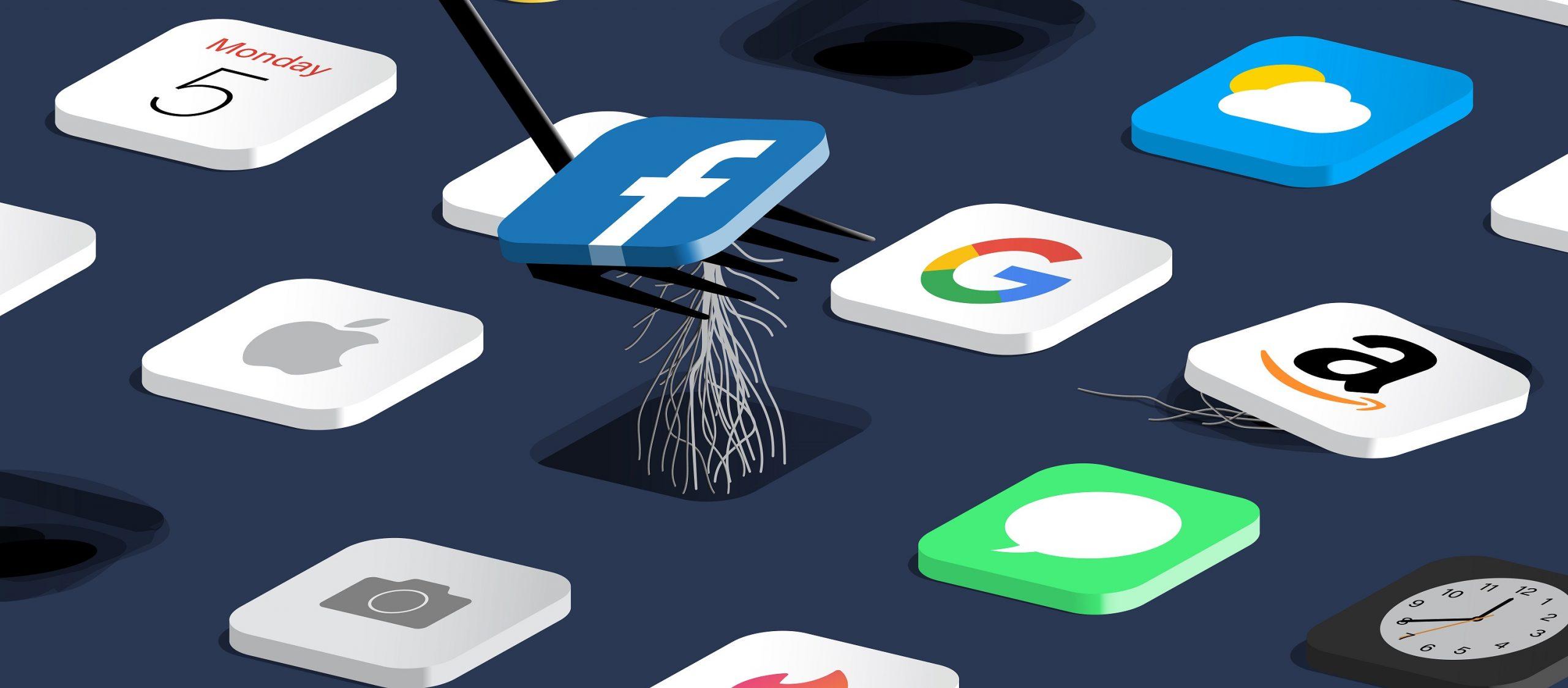 ชีวิตที่ไร้ยักษ์ : เราอยู่โดยไร้เฟซบุ๊ก แอมะซอน กูเกิล แอปเปิล และไมโครซอฟต์ได้ไหม