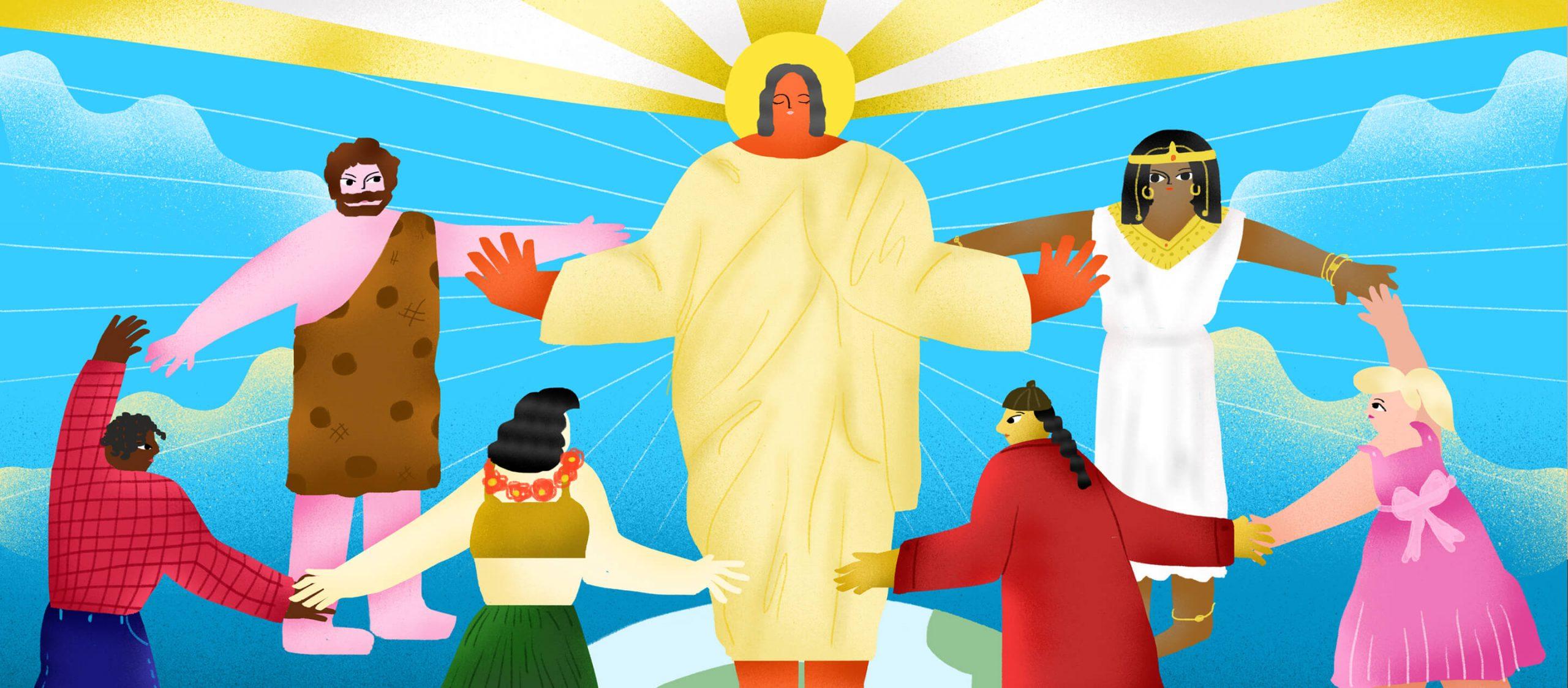 พระเจ้าเกิดขึ้นเมื่อไหร่?  เมื่อนักคิดทุกยุคสมัยต่างสงสัยที่มาของพระเจ้า