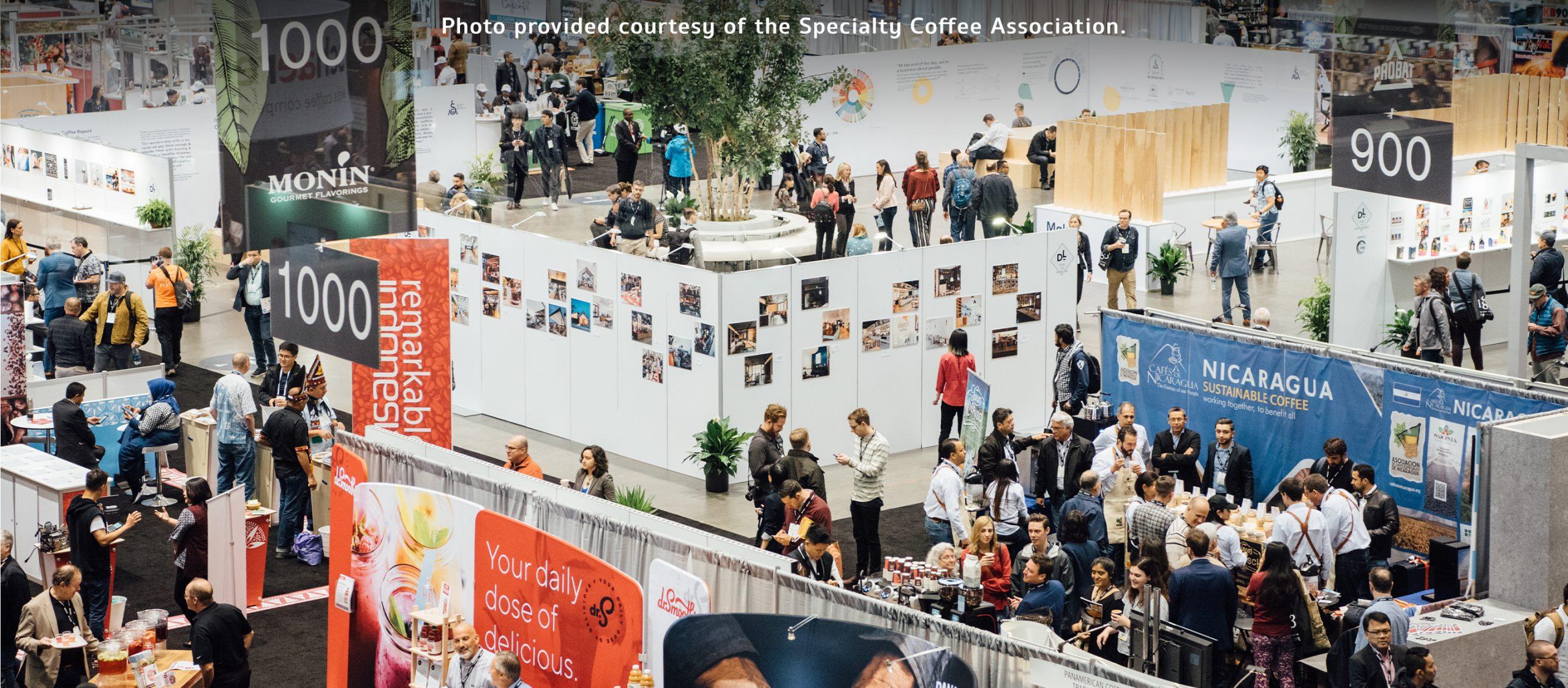 ซื้อขายเมล็ดอย่างโปร่งใส แก้วกาแฟรีไซเคิล ส่องเทรนด์กาแฟโลกในงาน Specialty Coffee Expo ที่อเมริกา