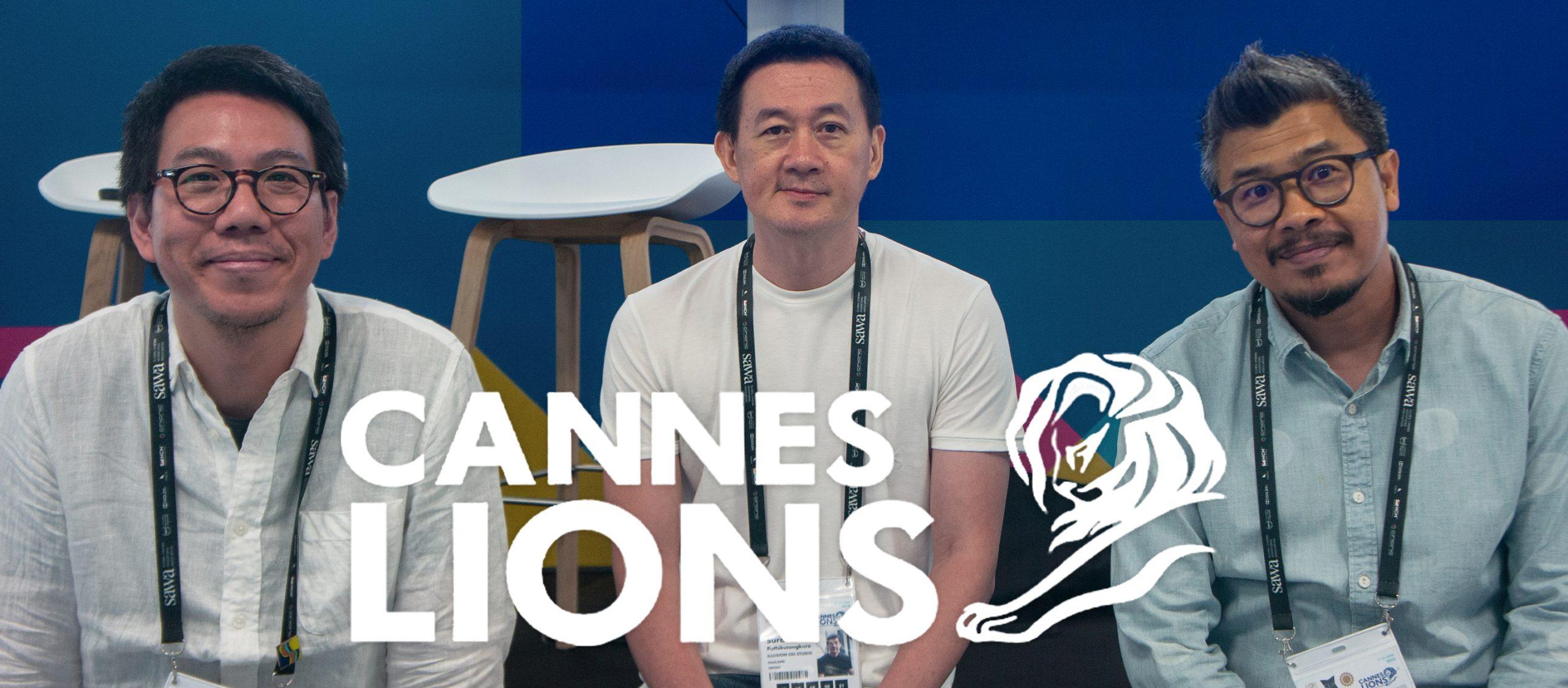 ถอดรหัสวงการโฆษณาโลกจาก Cannes Lions 2019 โดย 3 กรรมการไทยในคานส์