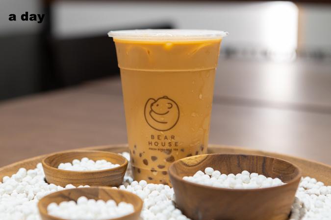 BEARHOUSE ชานมไข่มุก
