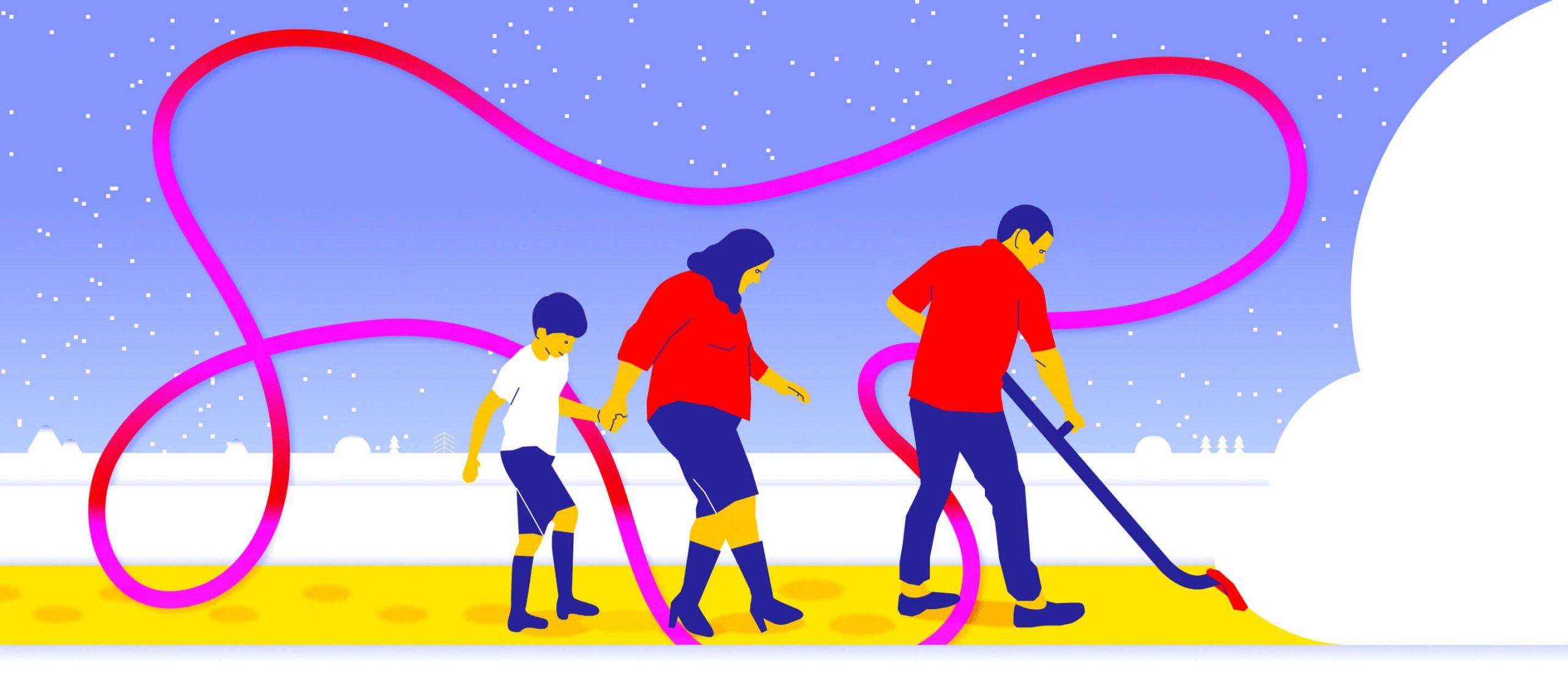 ปล่อยให้เราหลงทางบ้างดีไหม เมื่อความห่วงใยของพ่อแม่ตัดโอกาสเติบโตของลูกโดยไม่รู้ตัว