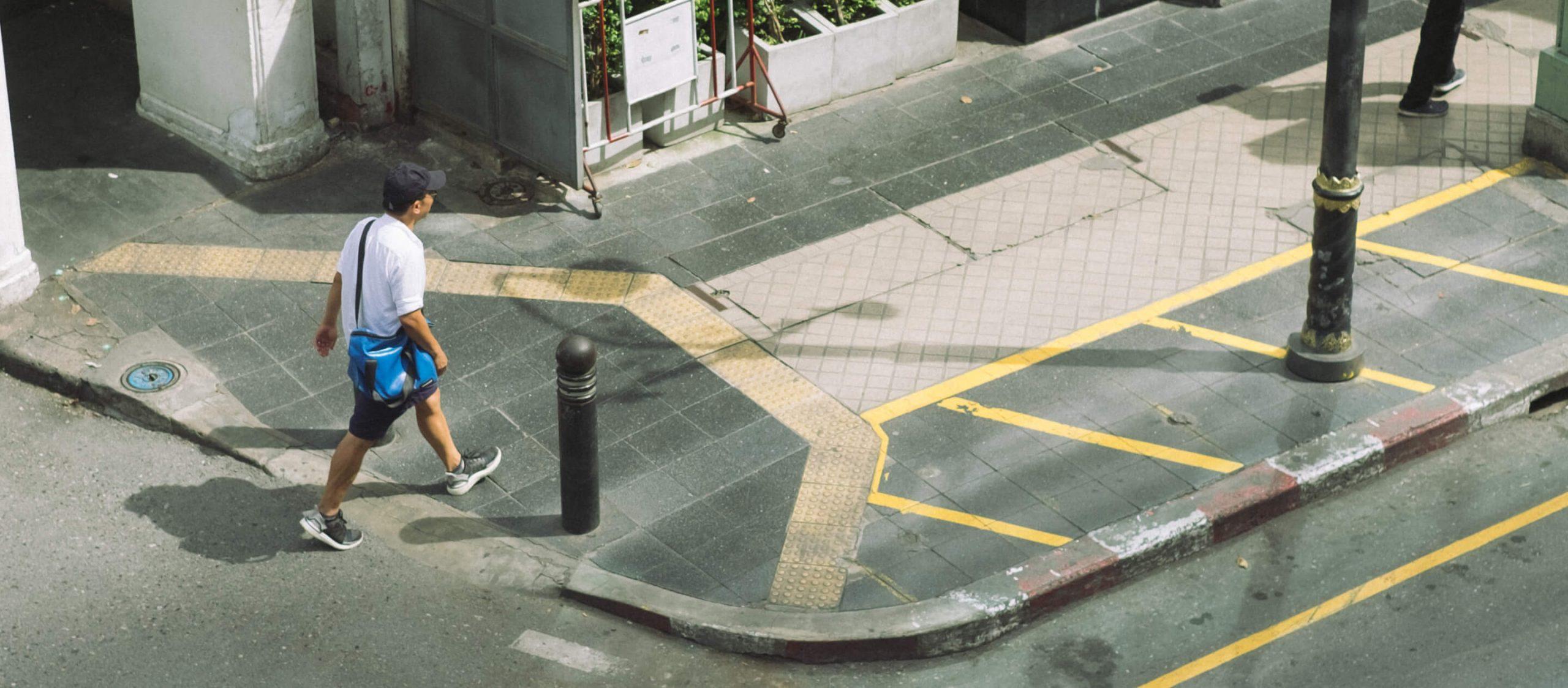 The Sidewalk เพจที่บอกว่าทางเท้าไม่ได้มีไว้แค่เดิน และเมืองไม่ได้มีไว้สำหรับแค่รถยนต์